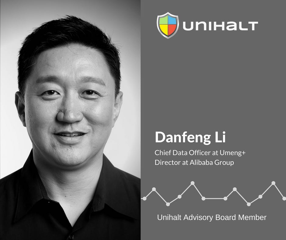 Alibaba director joins analytics startup Unihalt as advisor